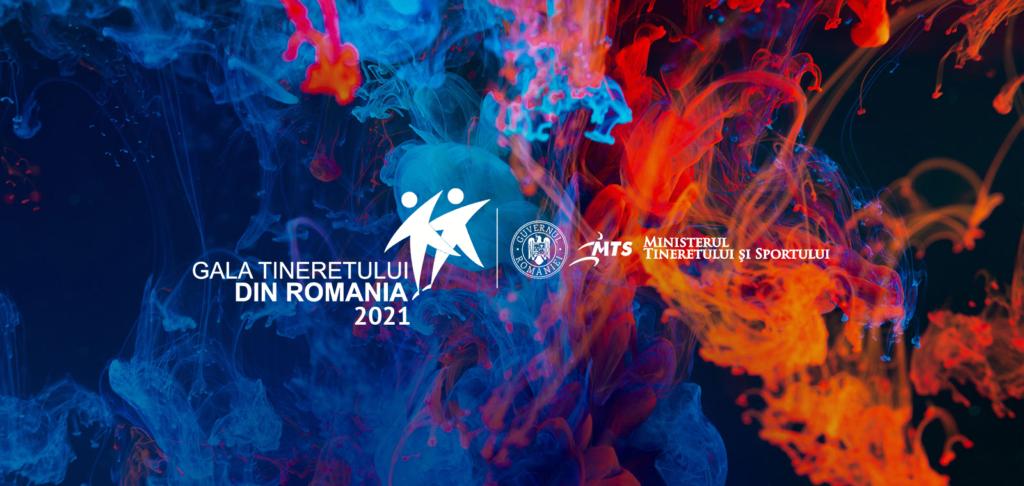 GALA TINERETULUI DIN ROMÂNIA 2021